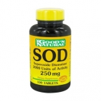 SOD  2000 uni 250 mg  100 Comp